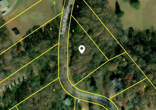 Lot 5 Tobits Fides Lane, Maynardville, TN 37807
