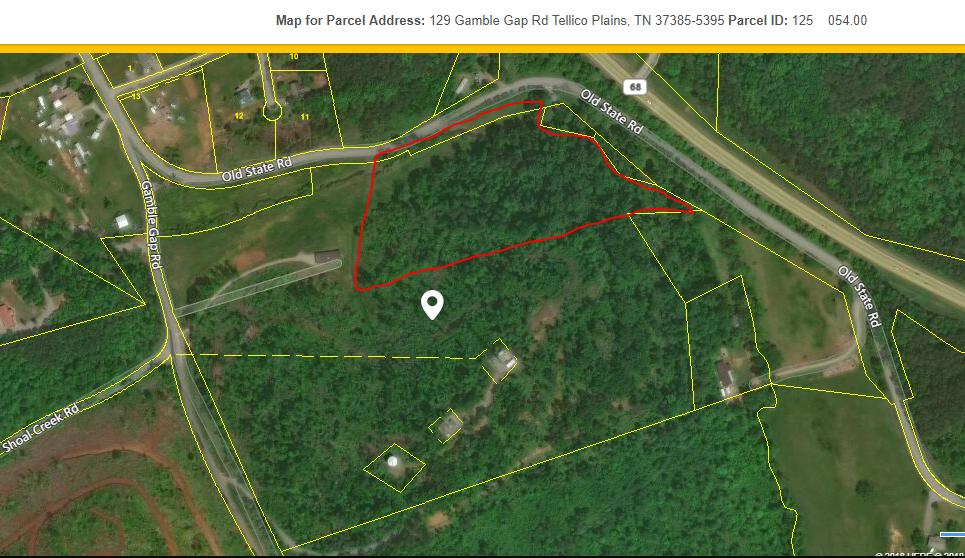8.8 Ac Old State Rd, Tellico Plains, TN 37385