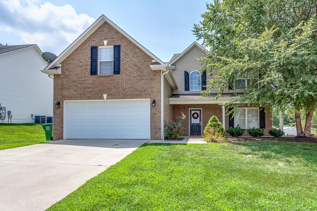 7707 Cooper Meadows Lane, Knoxville, TN 37938