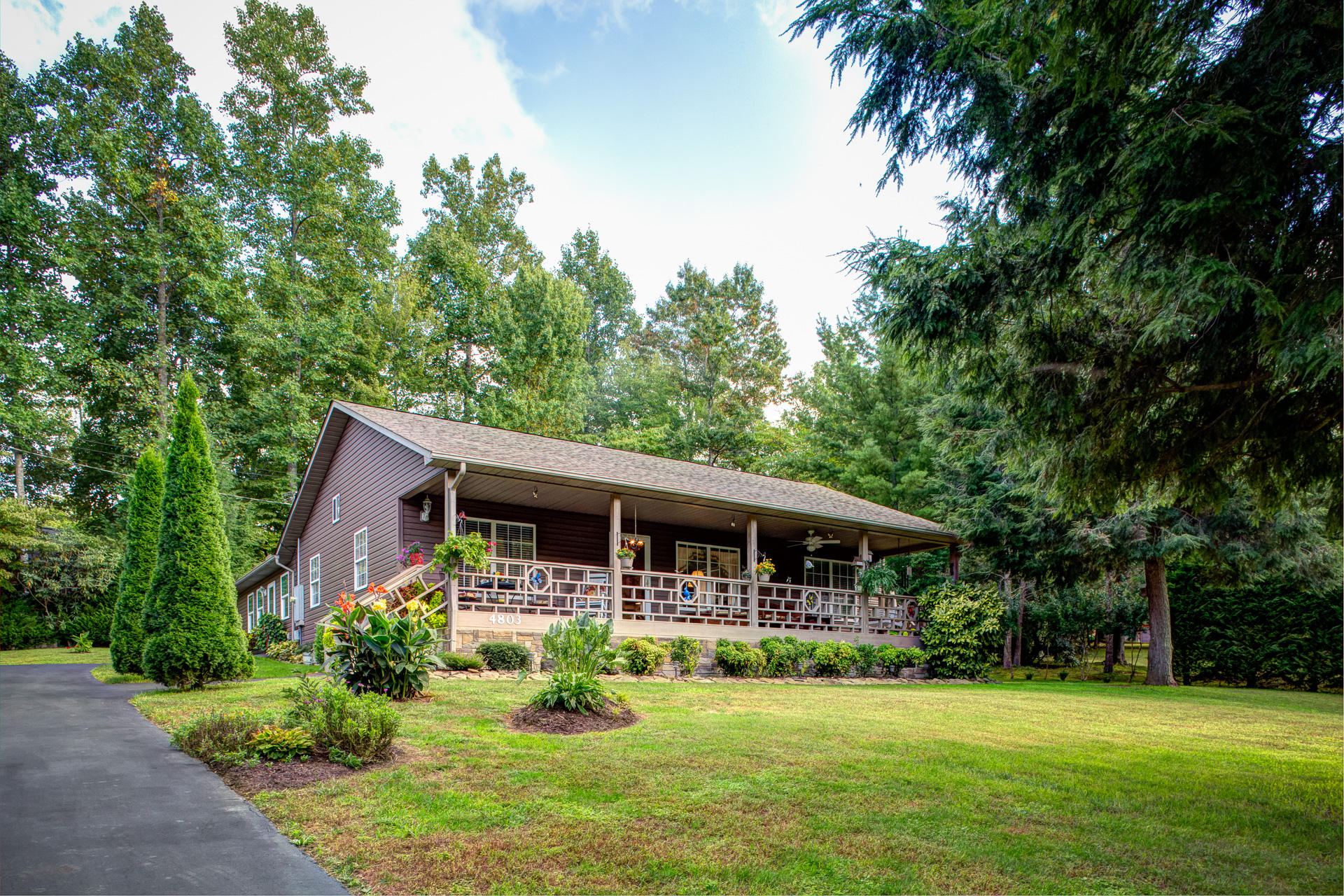 4803 Rhododendron Tr, Cosby, TN 37722