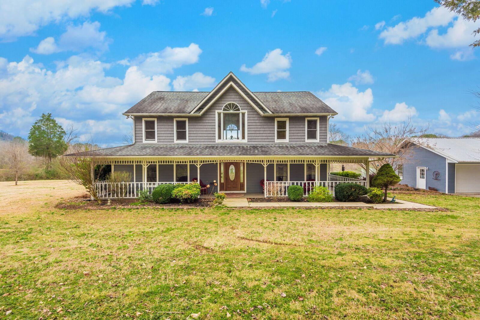 414 Clax Gap Rd, Harriman, TN 37748