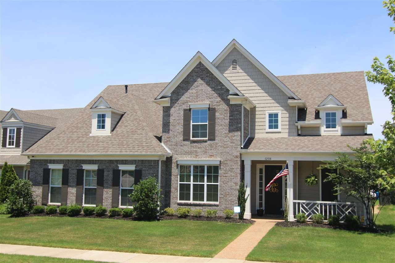 12518 Magnolia Bend, Arlington, TN 38002