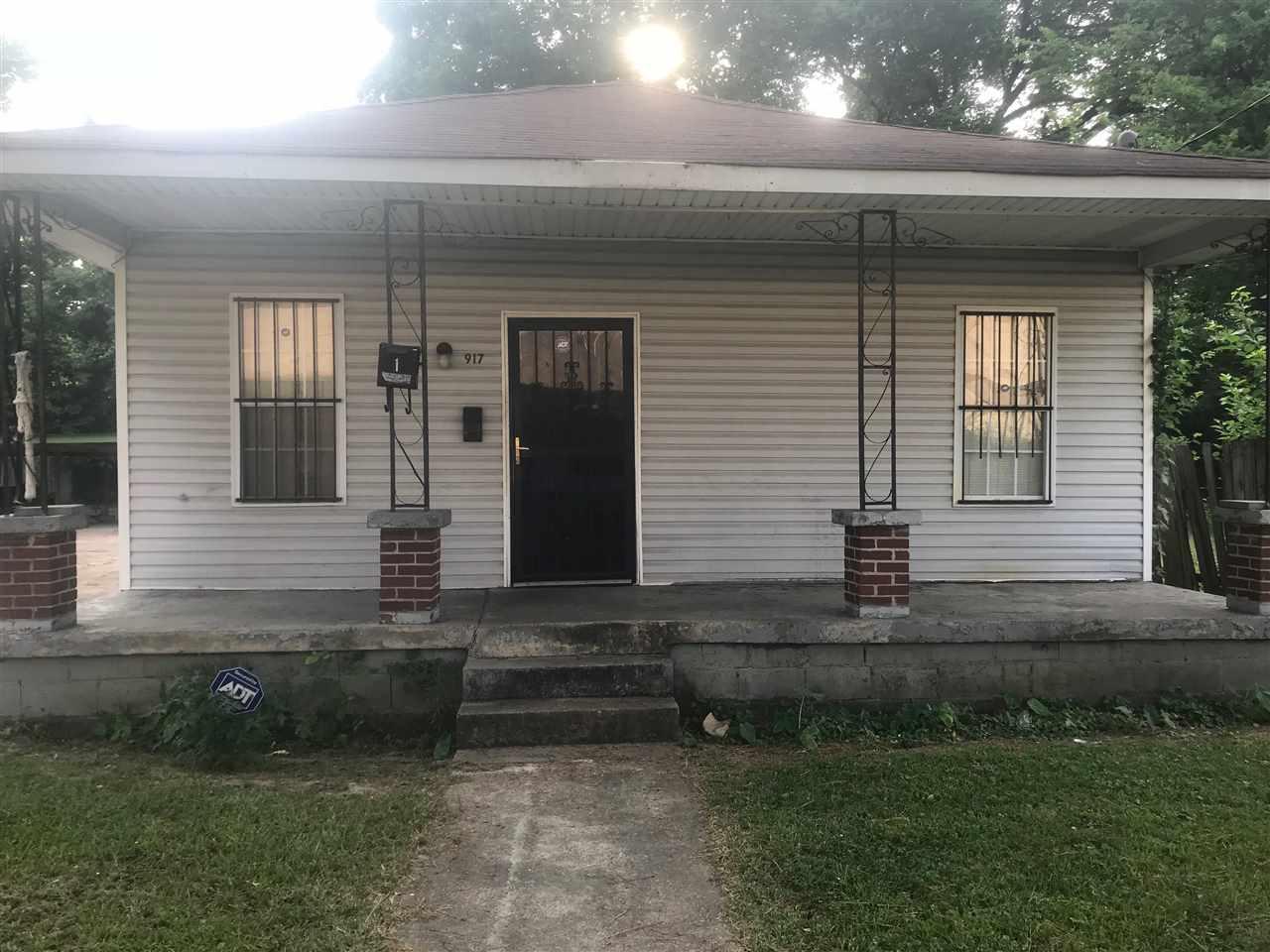 917 Lewis, Memphis, TN 38107