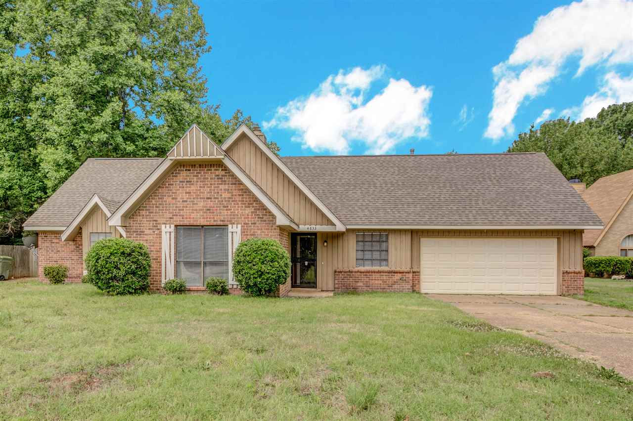 4833 Beaconfield, Memphis, TN 38141