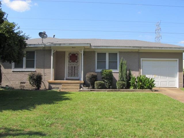 3614 Venable, Memphis, TN 38118