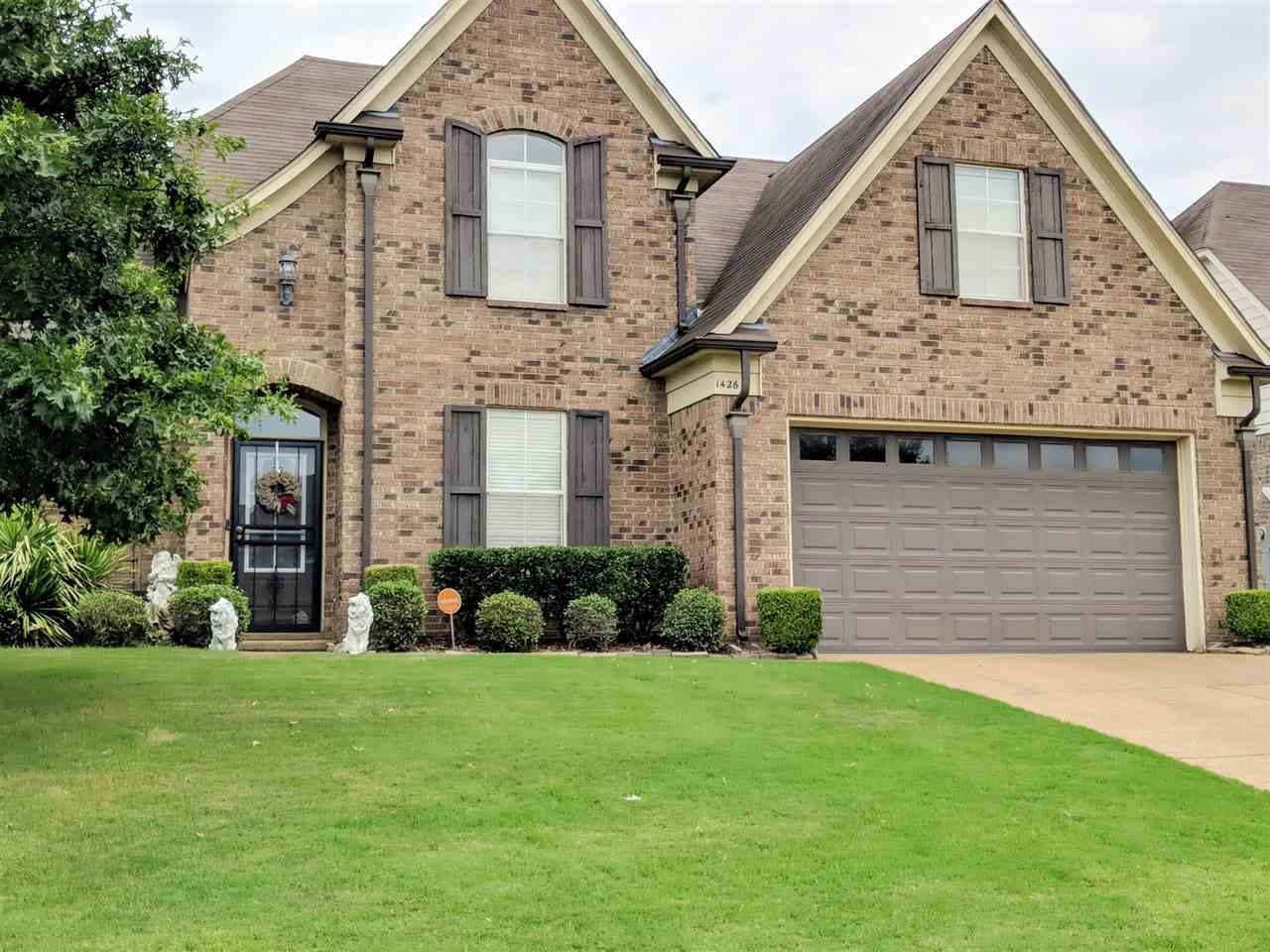 1426 Sutton Meadow, Unincorporated, TN 38016