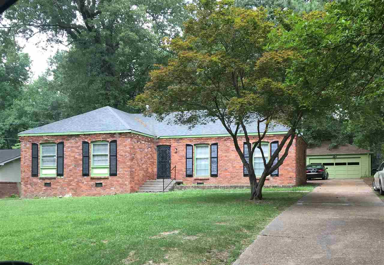 3176 Glengarry, Memphis, TN 38128