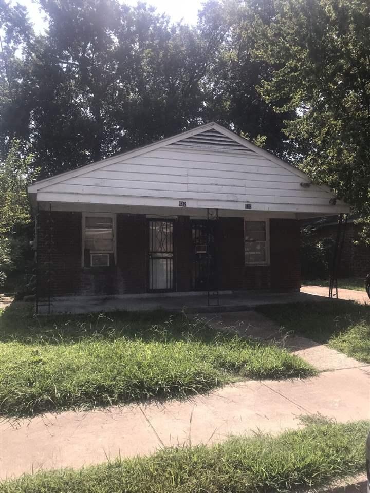 830 N Claybrook, Memphis, TN 38107