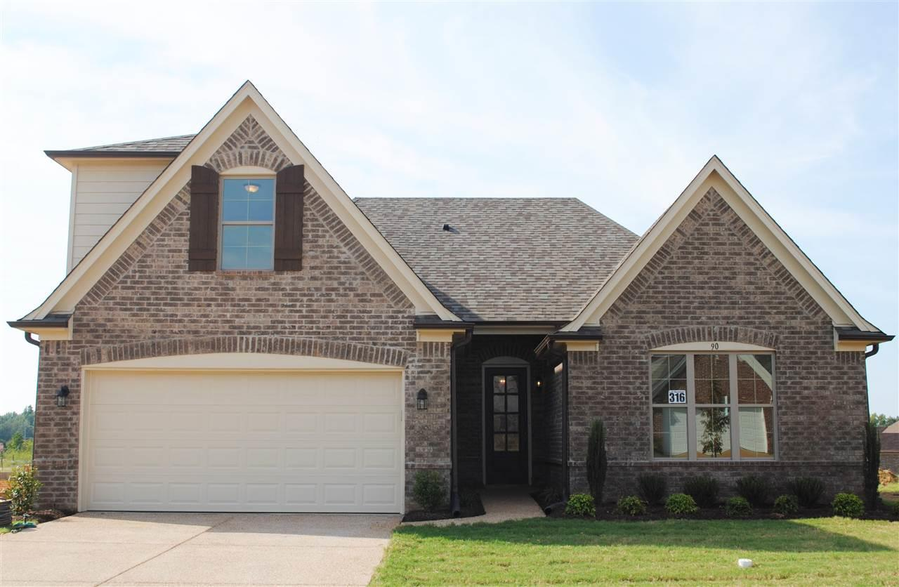 90 Willow Springs, Oakland, TN 38060