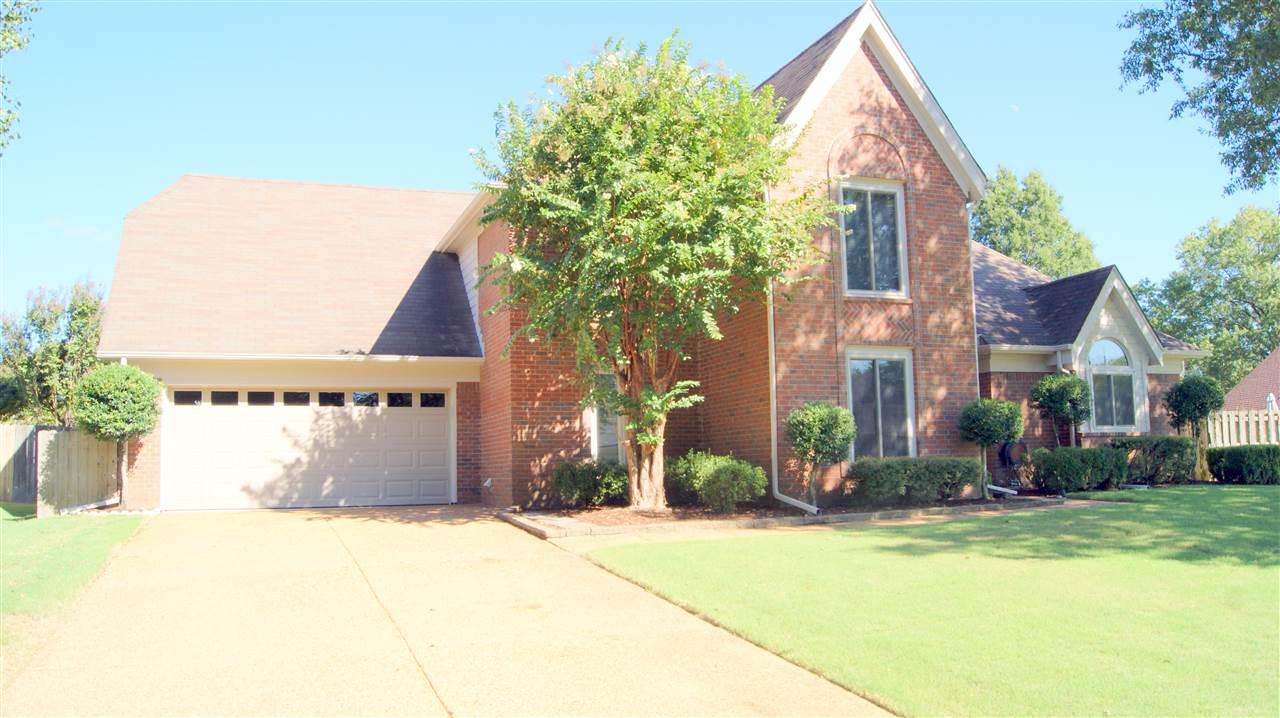 864 Wood Kirk, Memphis, TN 38018
