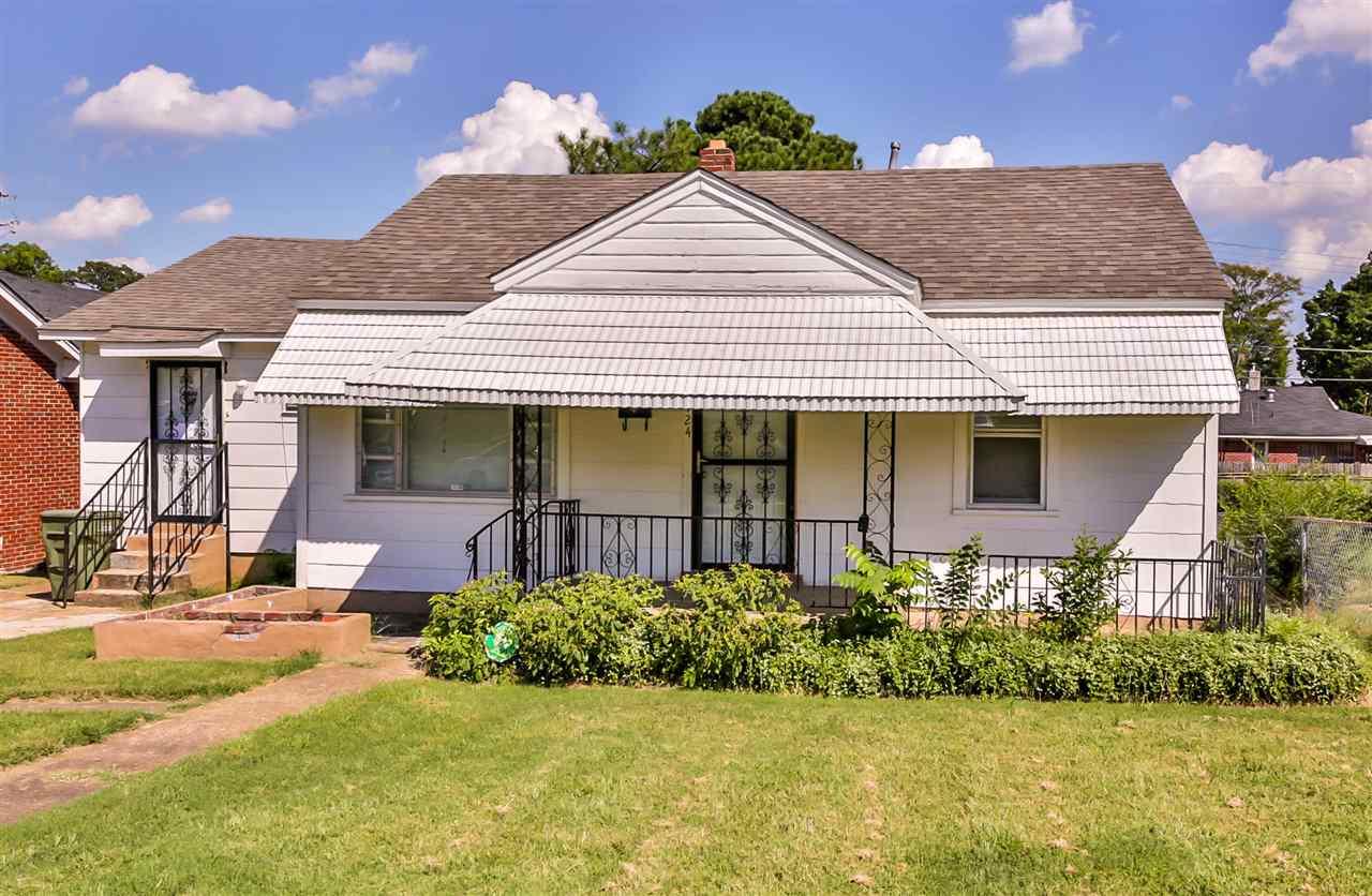 1724 S Barksdale, Memphis, TN 38114