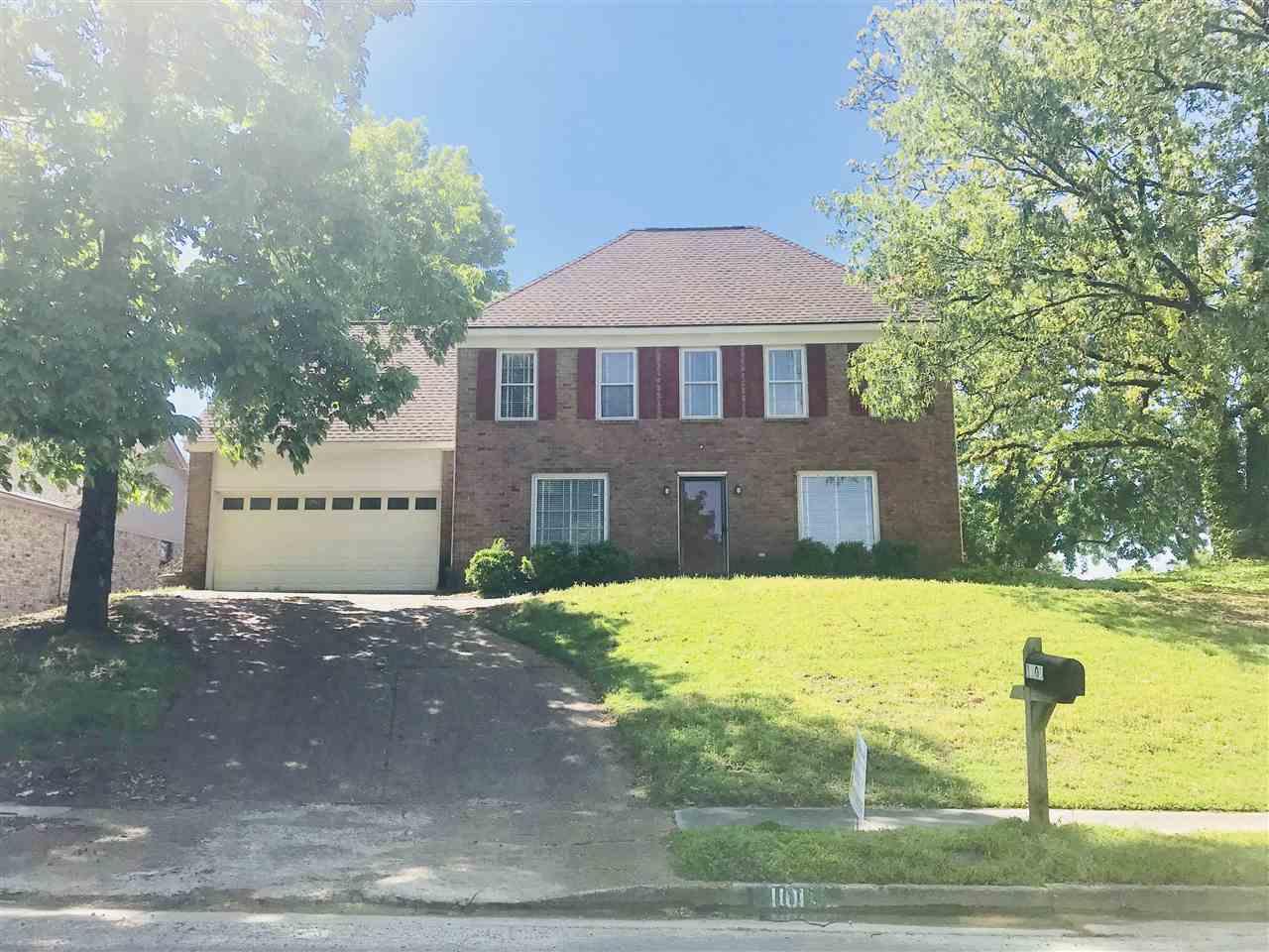 1101 Dove Hollow, Memphis, TN 38018