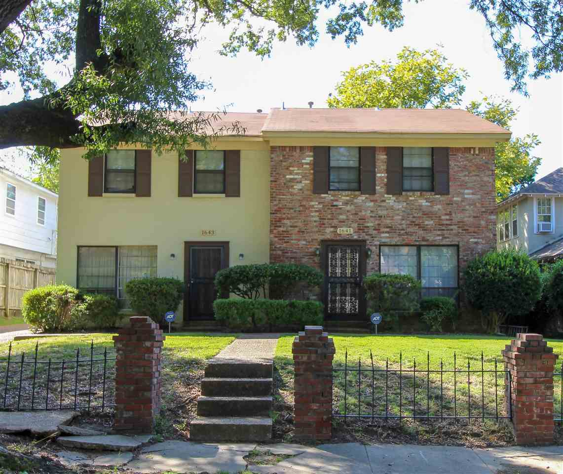 1641 Forrest, Memphis, TN 38112