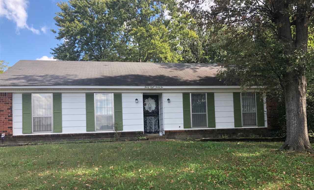 3832 Clarke, Memphis, TN 38115