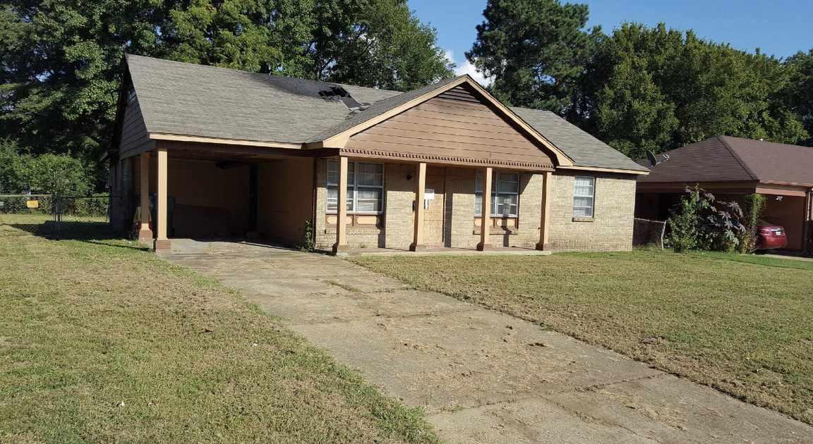 4398 Cimmaron, Memphis, TN 38109
