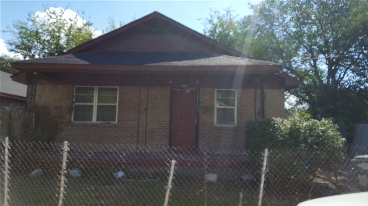 891 Beebee, Memphis, TN 38104