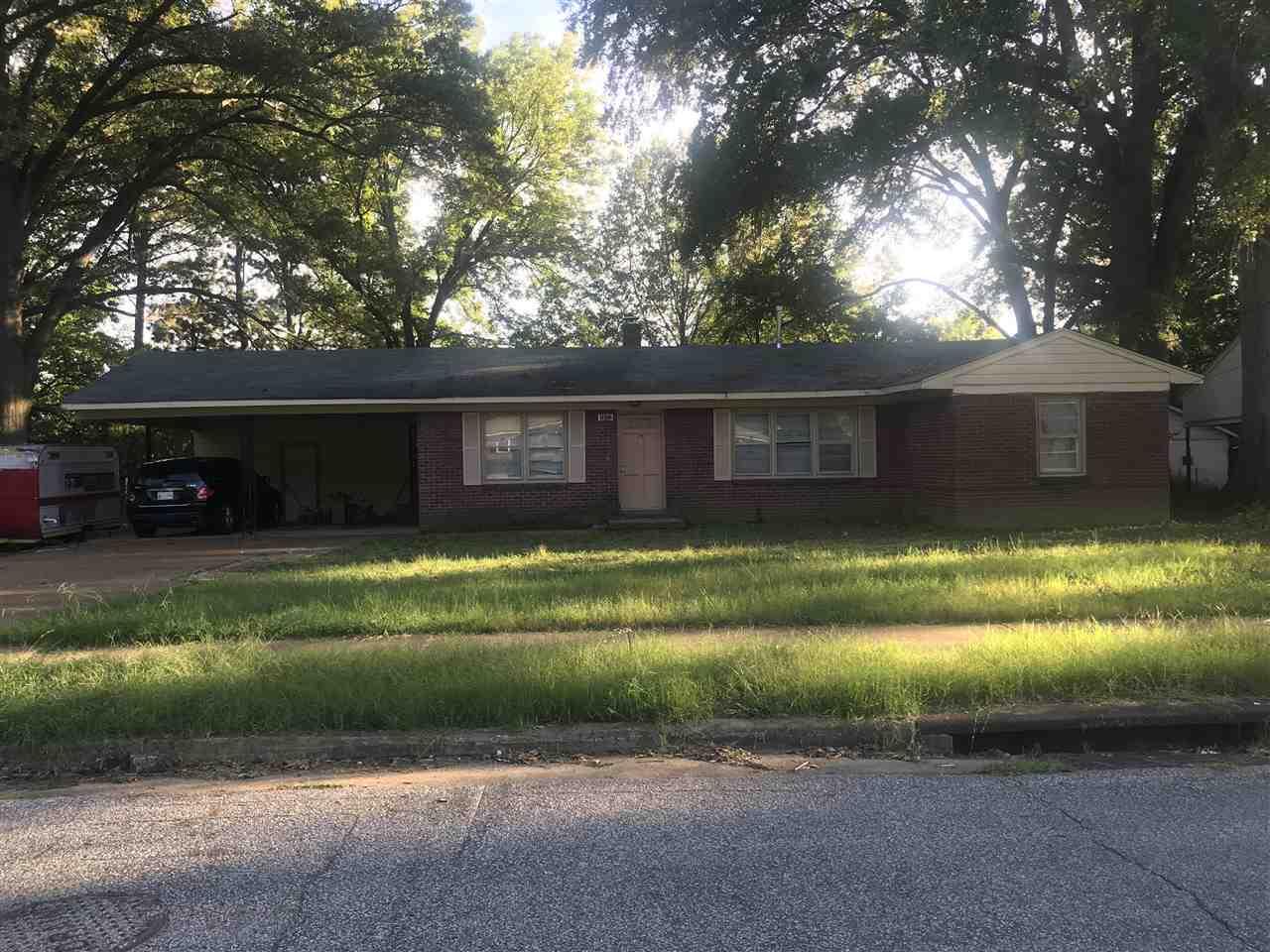 1631 Ontario, Memphis, TN 38127