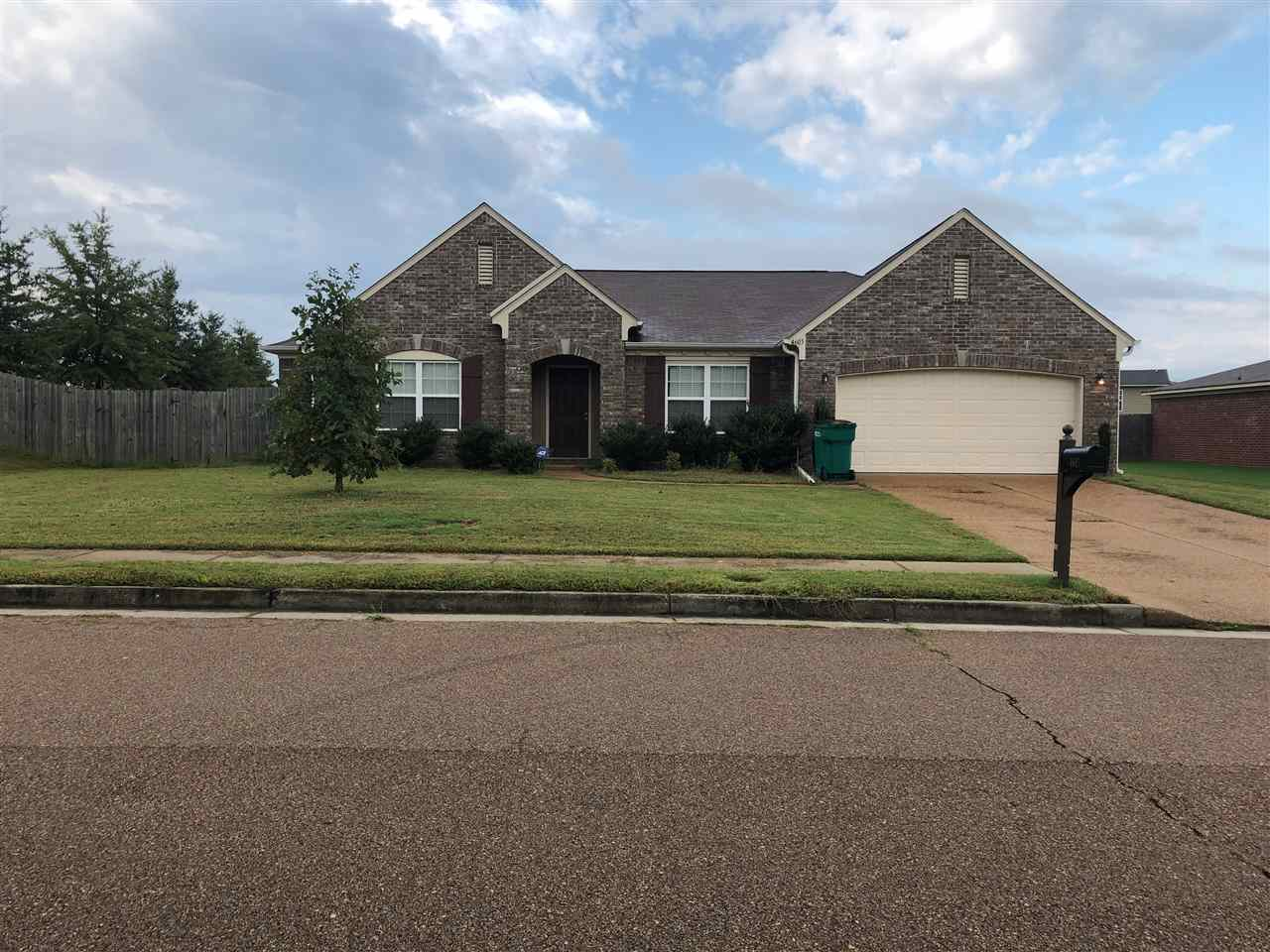 4605 Hughes Meadow, Unincorporated, TN 38125