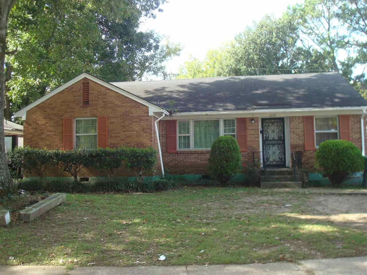 1839 Lanier, Memphis, TN 38117