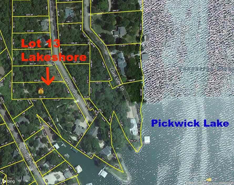 13 Lakeshore, Counce, TN 38326