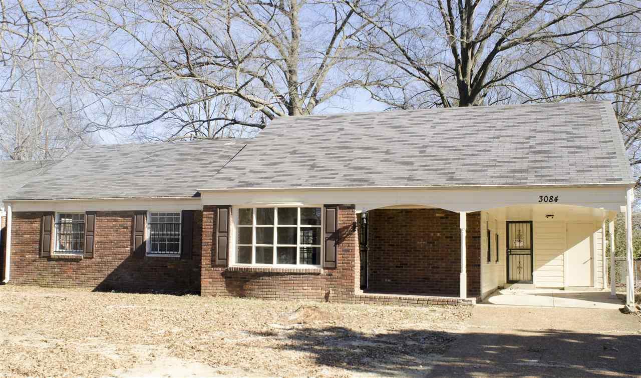 3084 Dewitt, Memphis, TN 38118