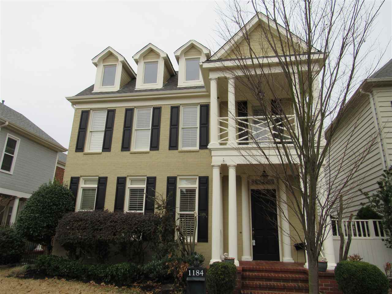 1184 Chapel Park, Memphis, TN 38016