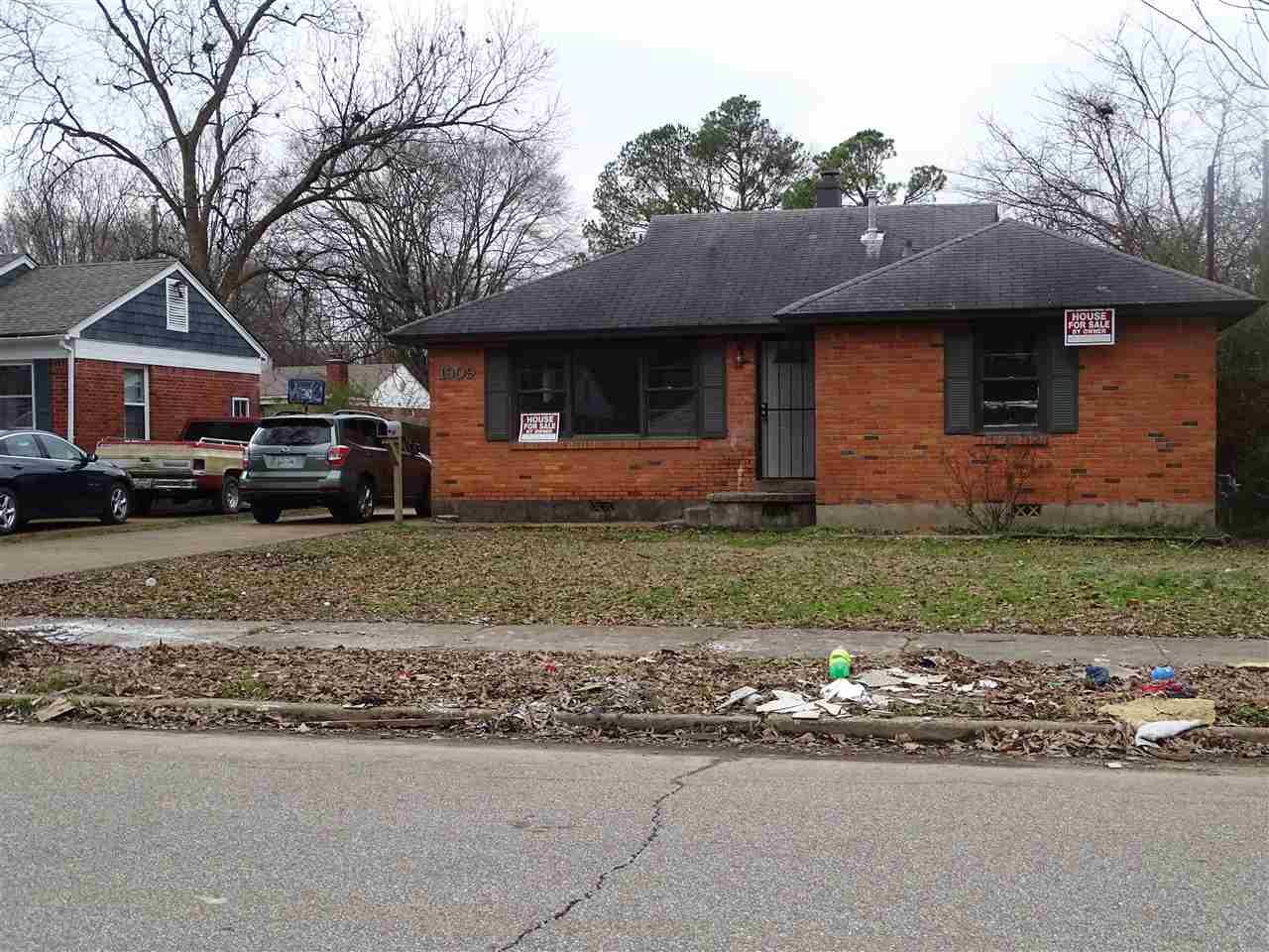 1909 Davis, Memphis, TN 38128