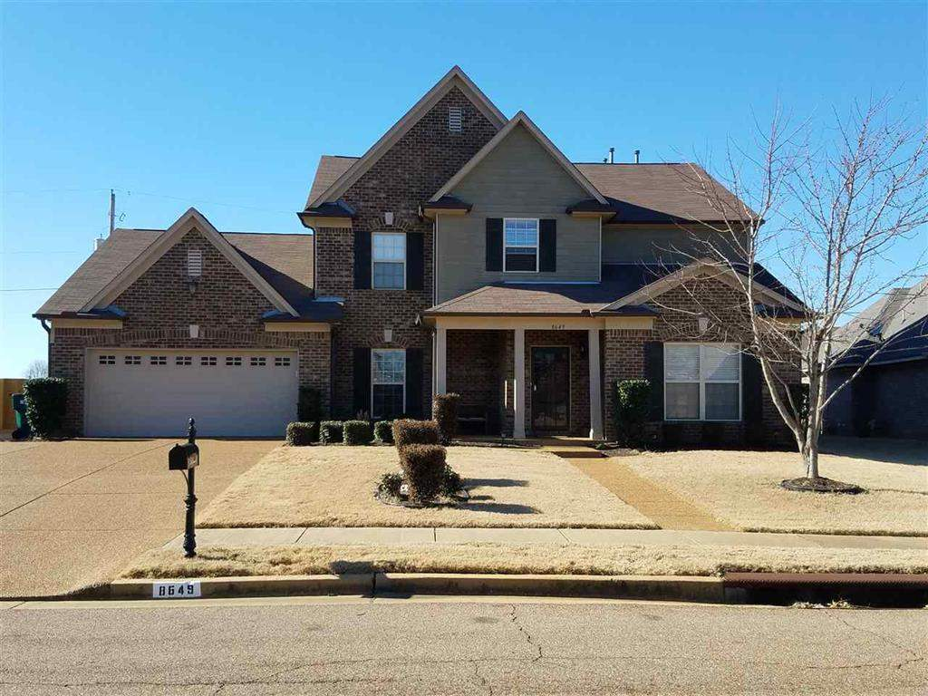 8649 Meadow Vale, Unincorporated, TN 38125