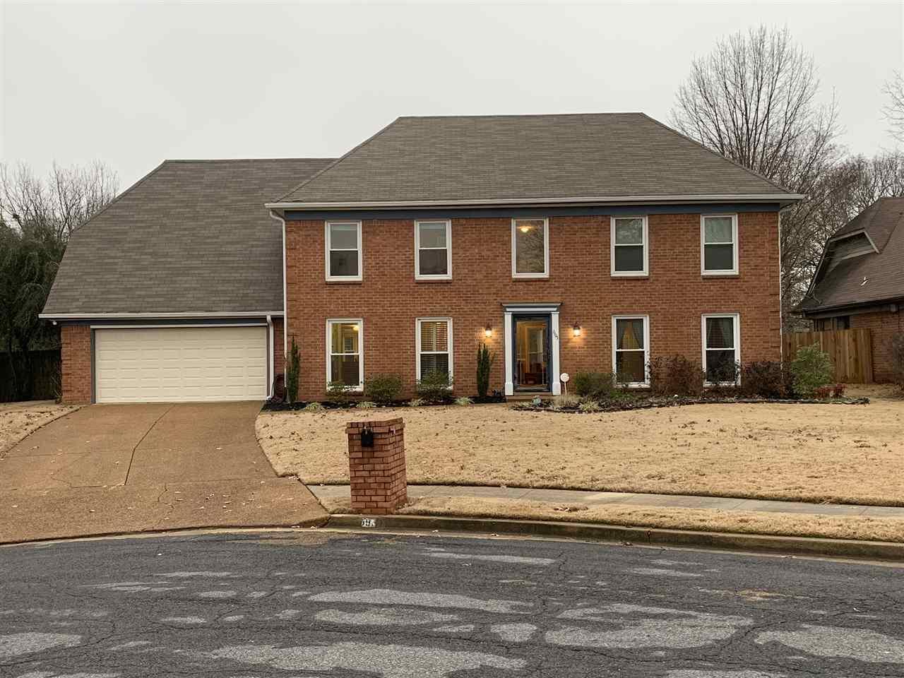 695 Cedar Brake, Memphis, TN 38018