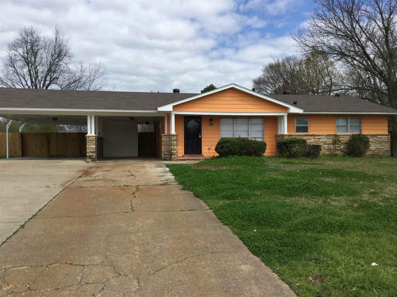 1046 E Holmes, Memphis, TN 38116