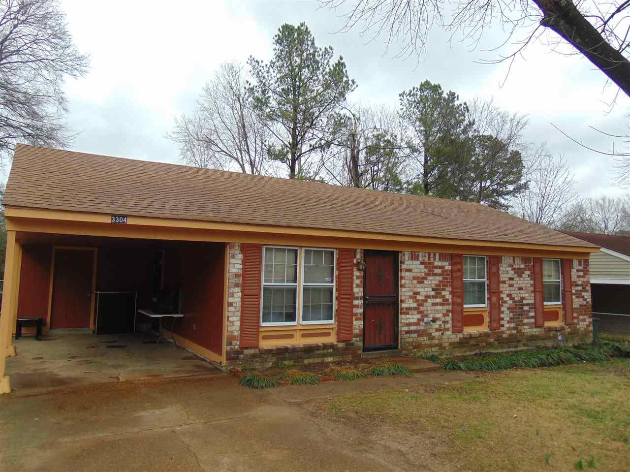 3304 Sweet Springs, Memphis, TN 38128