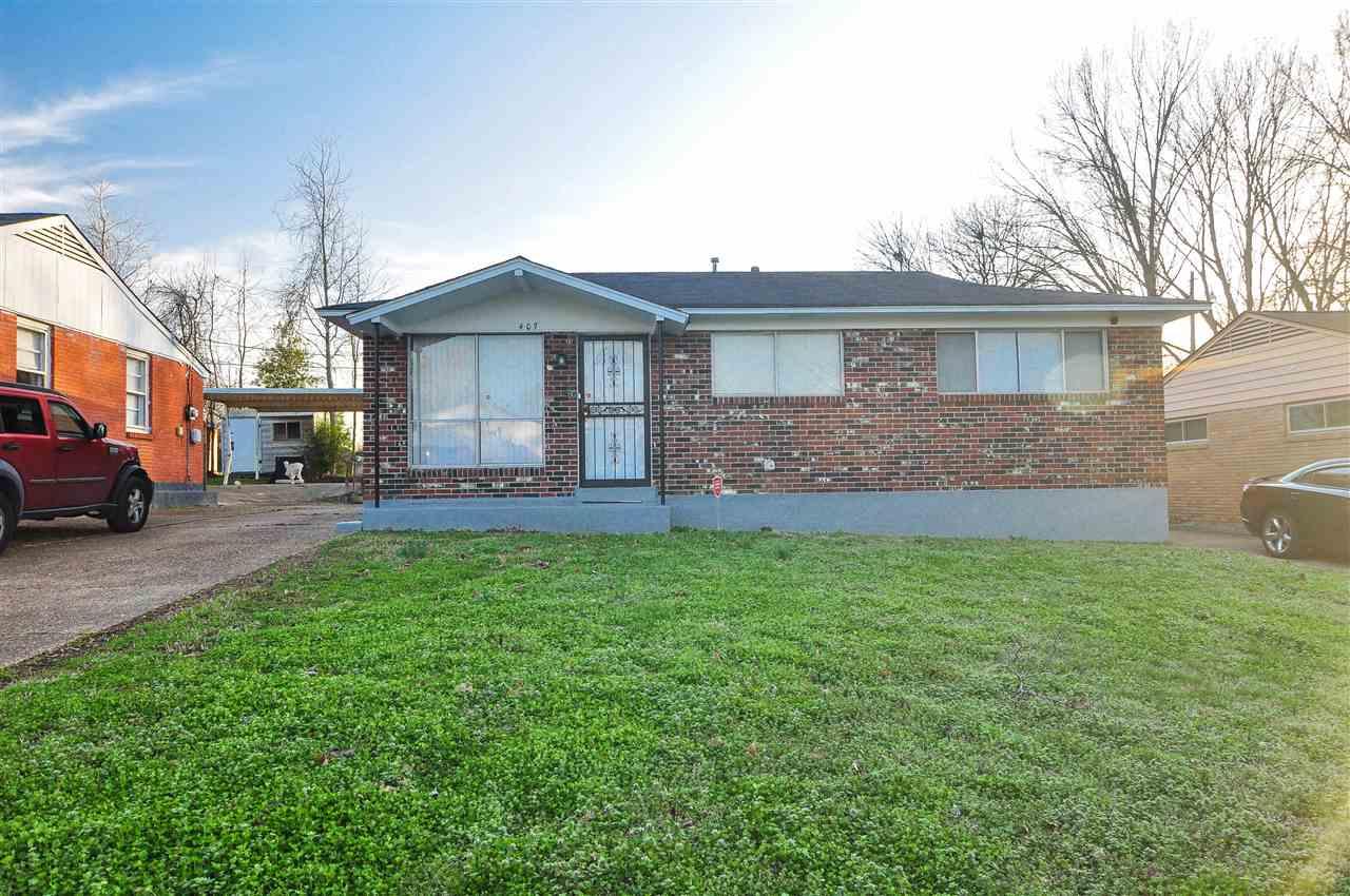 407 Argo, Memphis, TN 38109