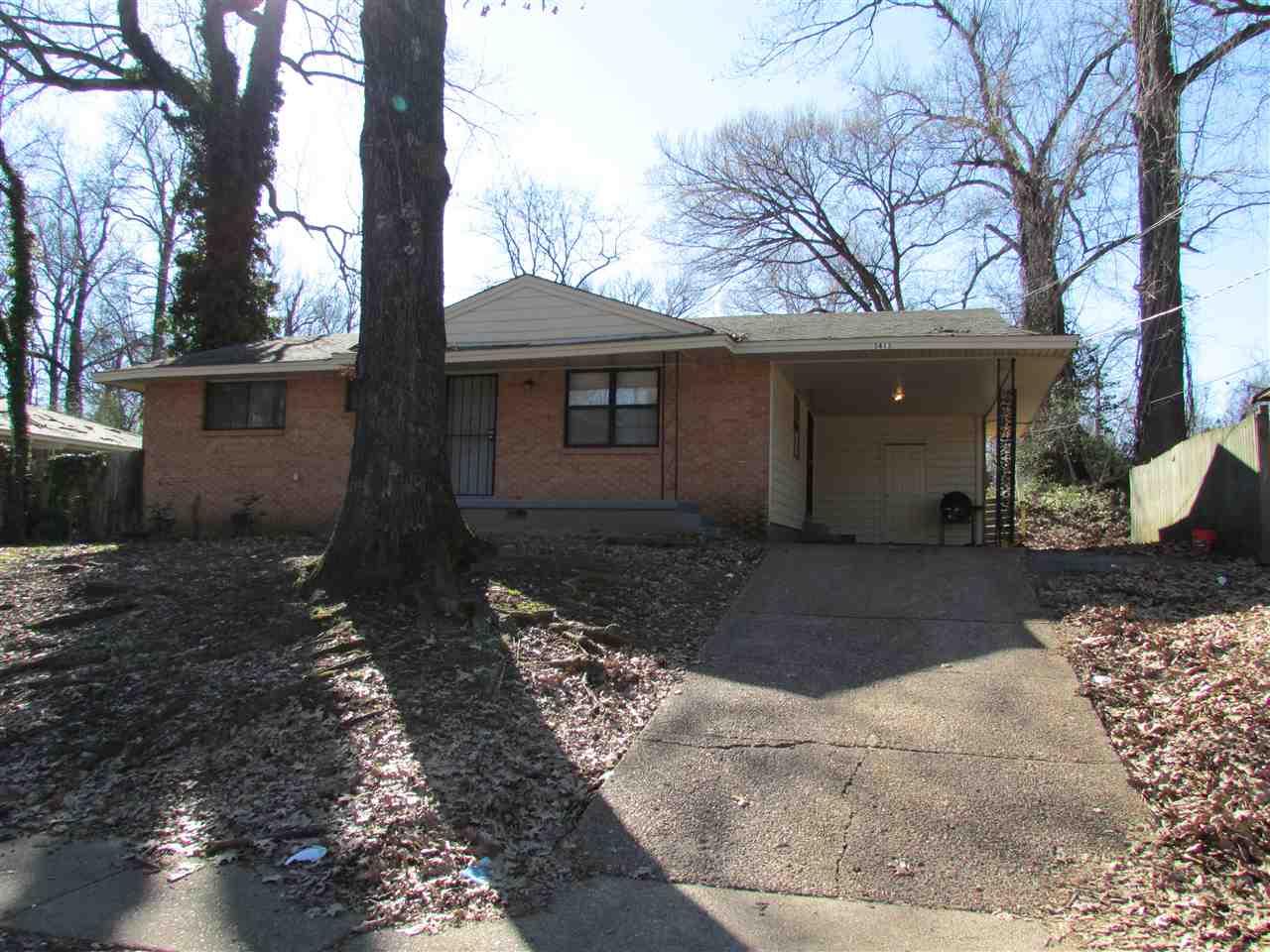 3413 Mountain, Memphis, TN 38127
