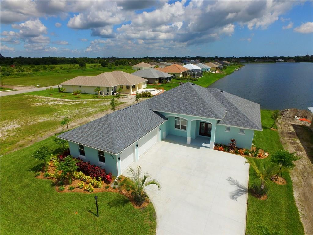 803 Yearling Trail, Sebastian, FL 32958