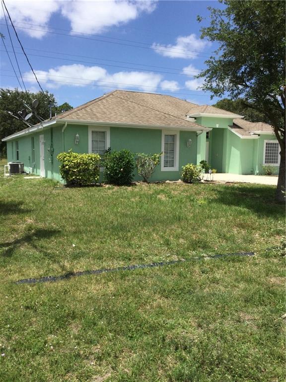 2516 Sw Edgarce Street, Port Saint Lucie, FL 34953
