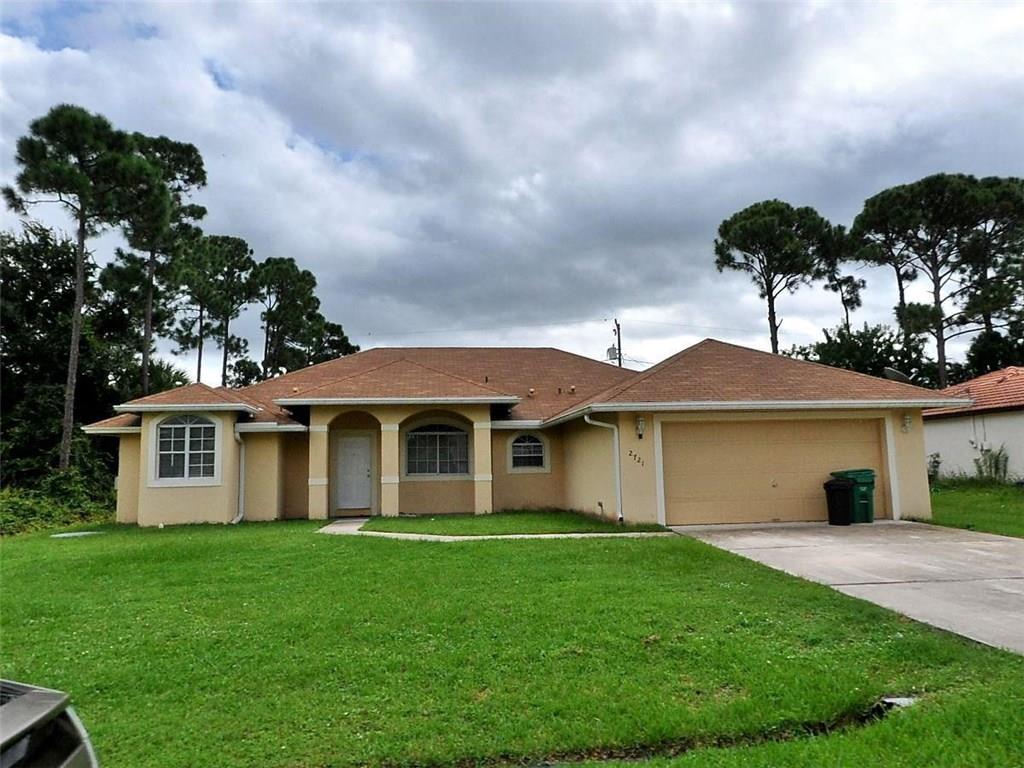 2721 Sw Ensenada Terrace, Port Saint Lucie, FL 34953