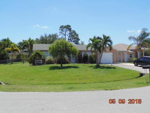 1837 Se Camilo Street, Port Saint Lucie, FL 34952