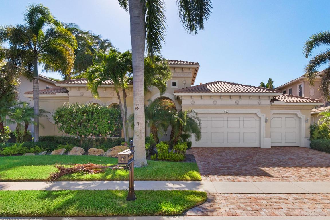 409 Savoie Drive E, Palm Beach Gardens, FL 33410