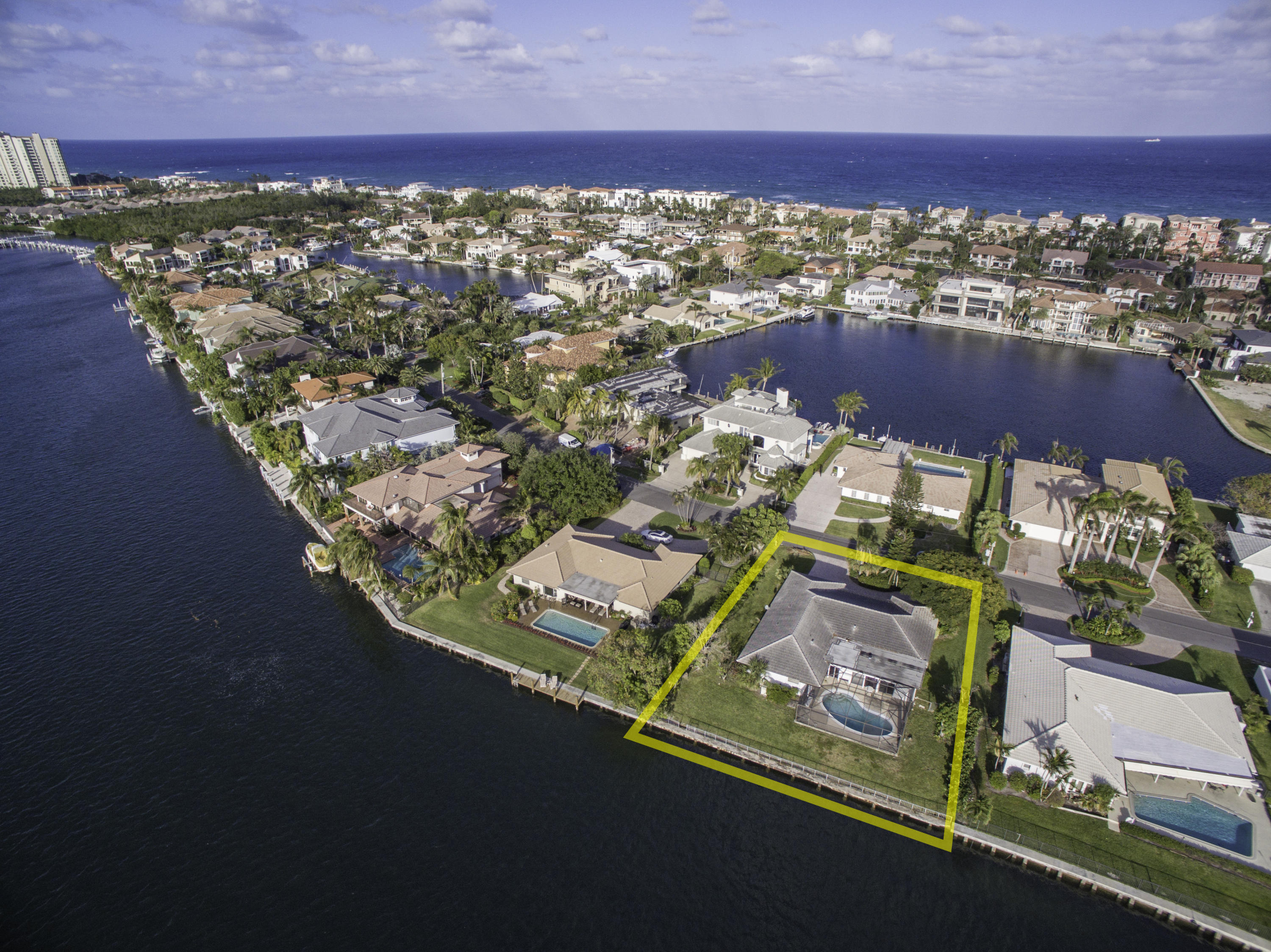 4320 Intracoastal Drive, Highland Beach, FL 33487
