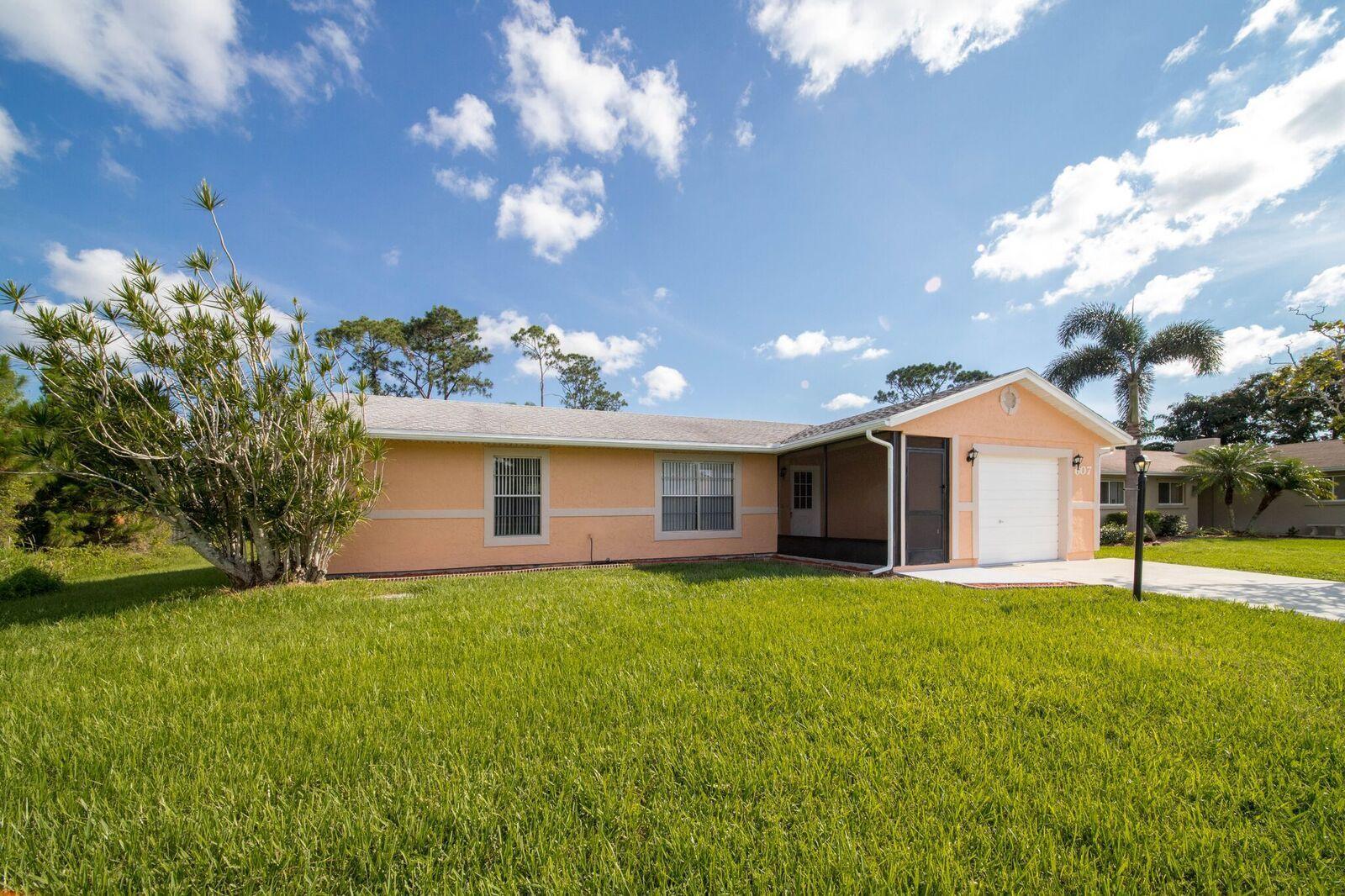 607 Se Capon Terrace, Port Saint Lucie, FL 34983