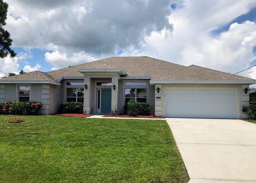 166 Sw Ridgecrest Drive, Port Saint Lucie, FL 34953