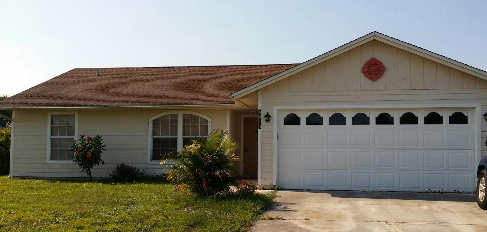 4686 Sw Nackman Terr Terrace, Port Saint Lucie, FL 34953