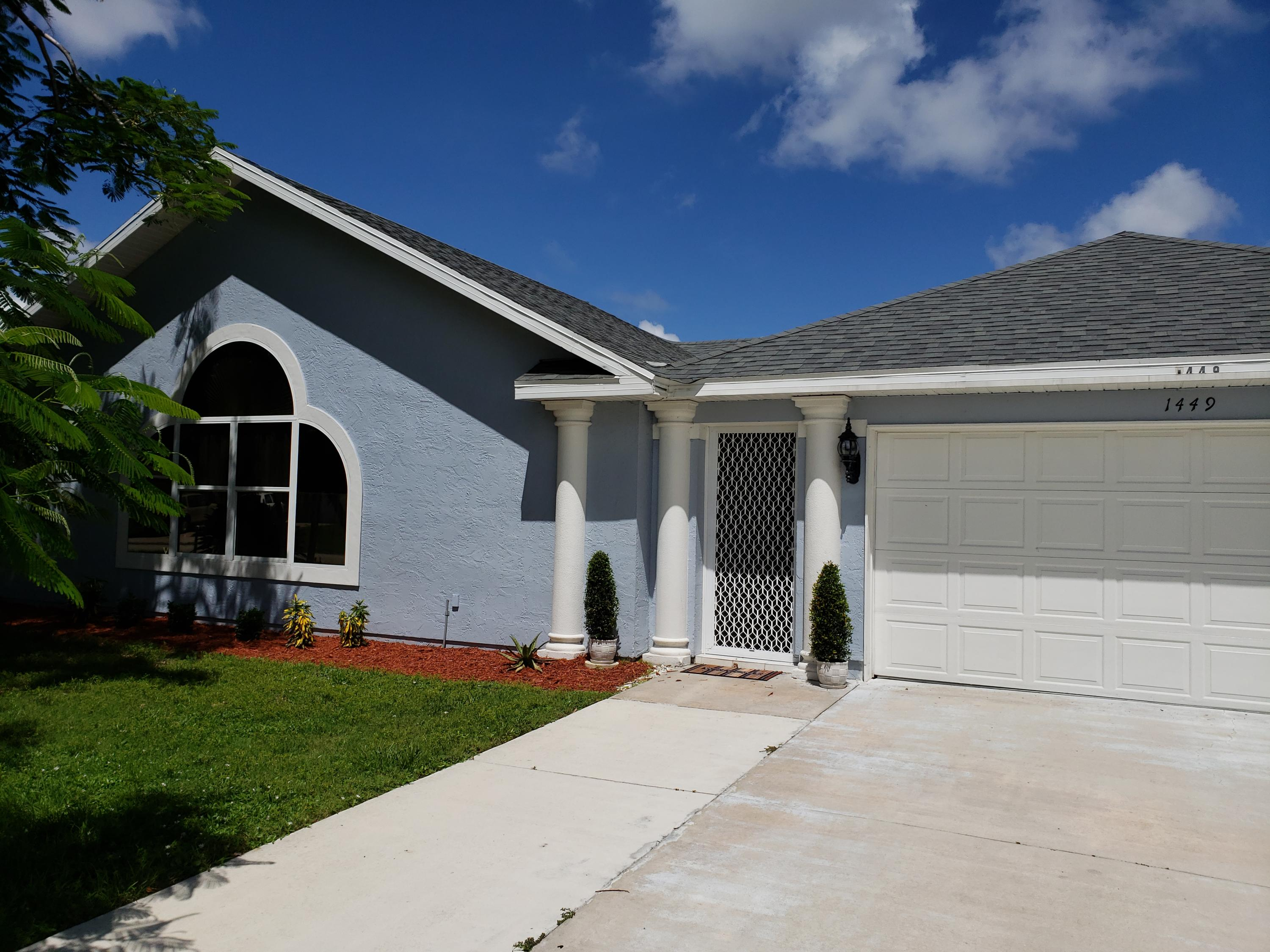 1449 Se Marisol Lane, Port Saint Lucie, FL 34952
