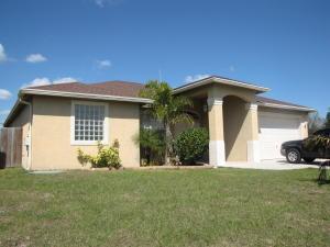 949 Sw Gwendolen Terrace, Port Saint Lucie, FL 34953