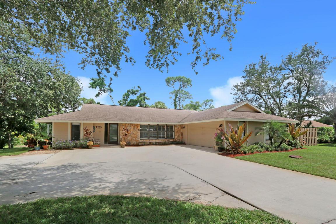 773 Sw River Court, Palm City, FL 34990