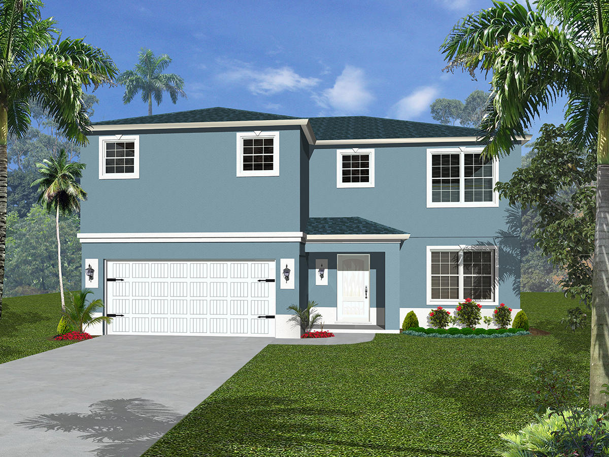 5803 Nw Tree House Court, Port Saint Lucie, FL 34986