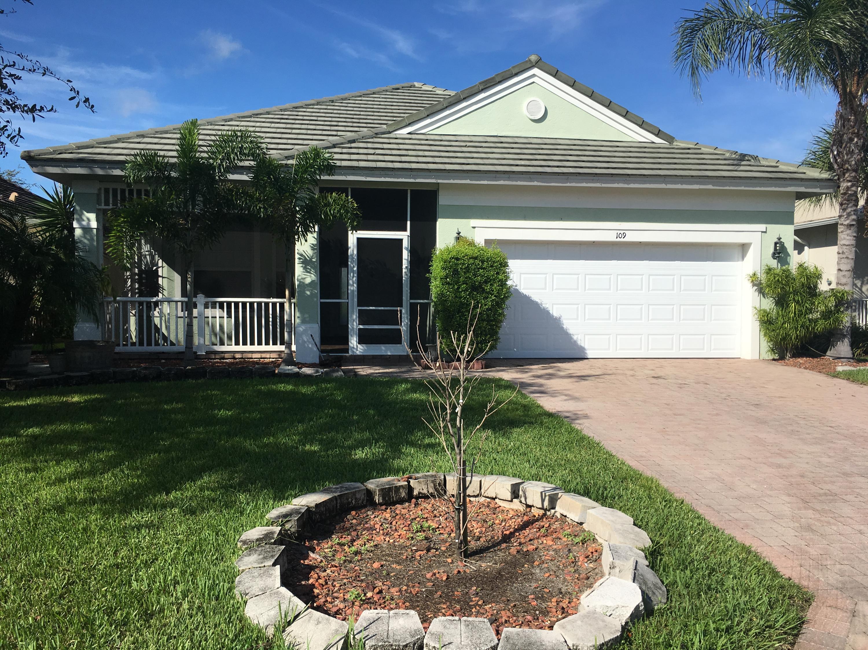 109 Nw Summerville Court, Port Saint Lucie, FL 34986