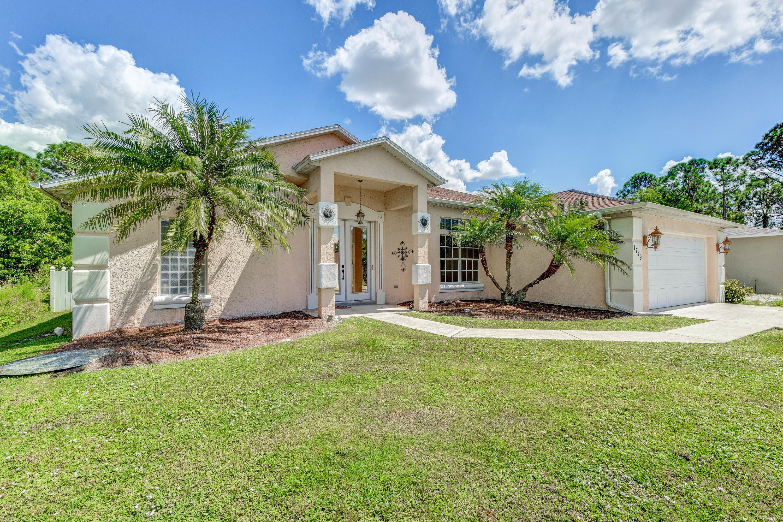 1749 Sw Victor Lane, Port Saint Lucie, FL 34984