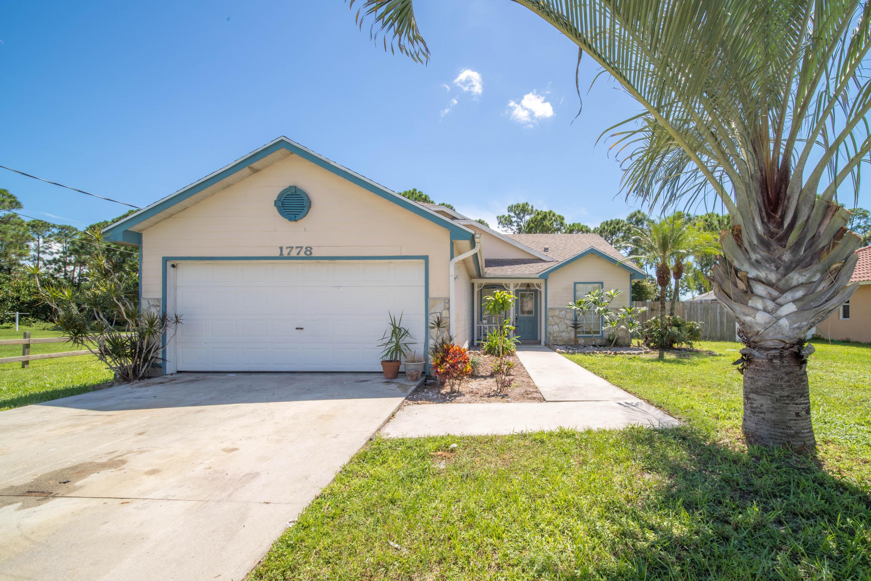 1778 Sw Millikin Avenue, Port Saint Lucie, FL 34953