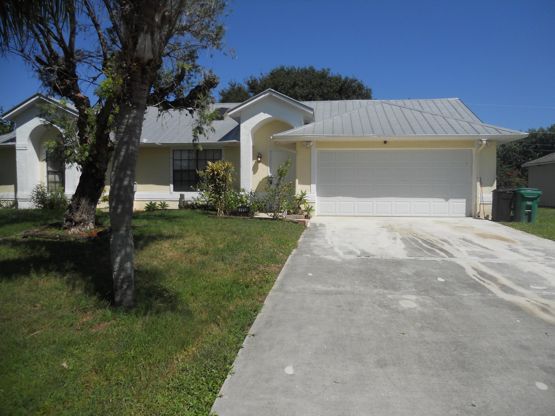 3825 Sw Koba Street, Port Saint Lucie, FL 34953